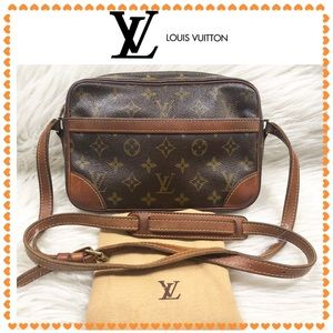 Authentic Louis Vuitton Monogram Trocadero bag
